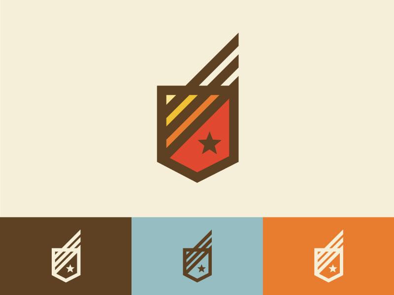 Shield Logo Concept by Sean Heisler - Security Logos
