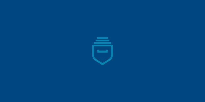 Drawer/Shield by Jan Meeus - Security Logos