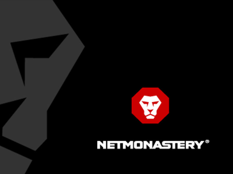 NetMonastery Logo by Raja Sandhu - Security Logos
