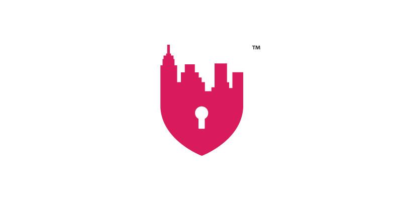 Security Logomark de Jack (Yaakov) Levinson - Logos de seguridad