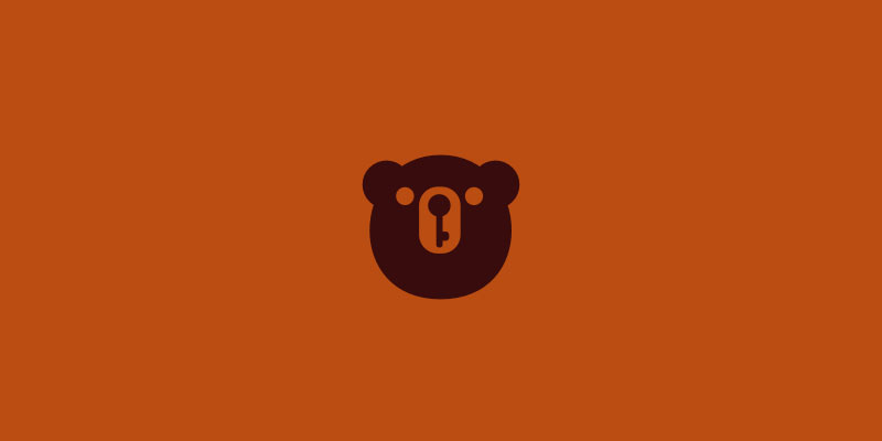 Safebear by Type08 (Alen Pavlovic) - Security Logos