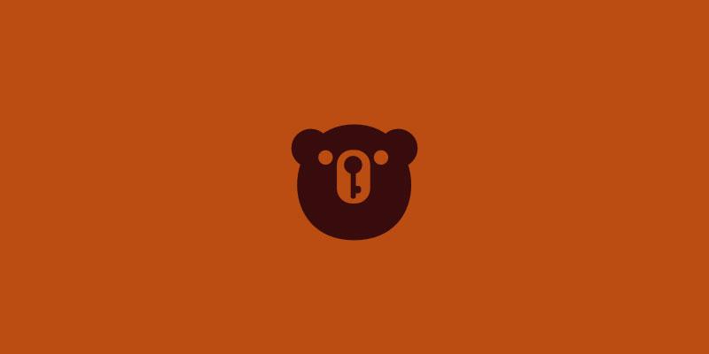 Safebear by Type08 (Alen Pavlovic) - Security Logos