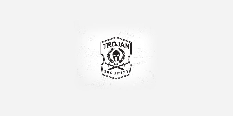Trojan Security by sh1 - Security Logos