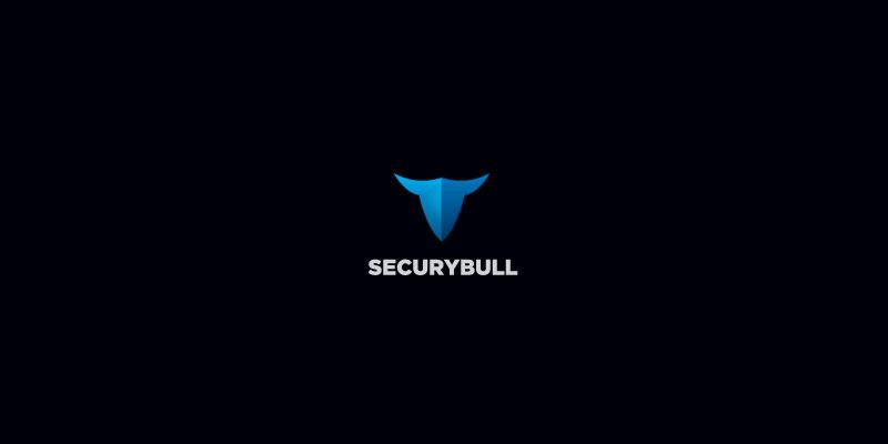 Securybull de AlexanderSpliid - Logos de seguridad