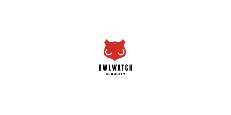 Owl Watch Security by grigorio - Security Logos