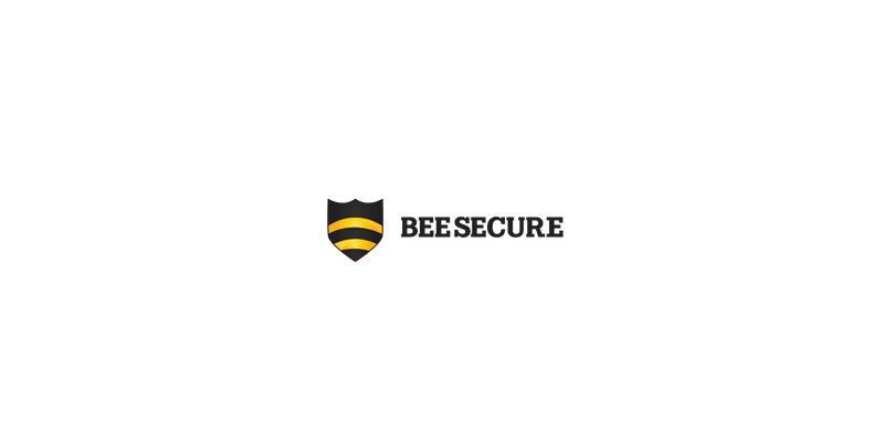 Bee Secure by deree - Security Logos