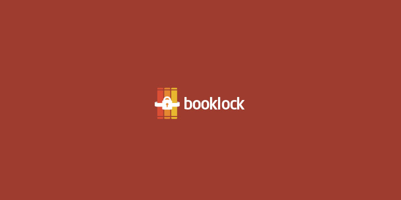 Booklock Logo by Alex Kirhenstein - Security Logos