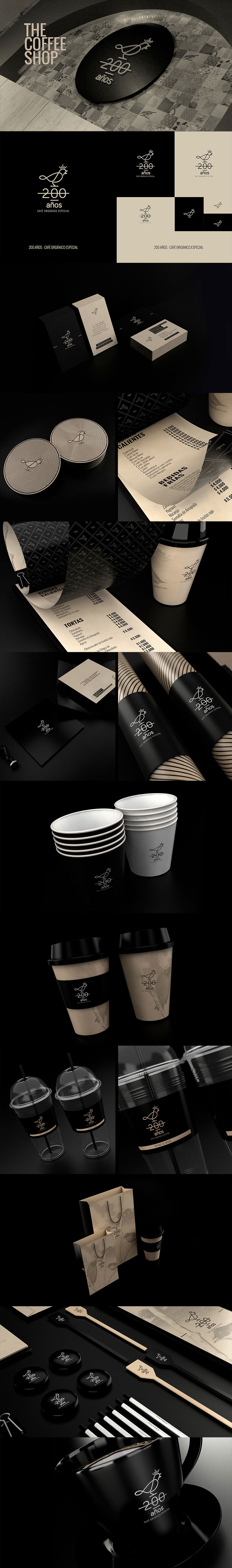 200 Years Coffee by David Espinosa IDS