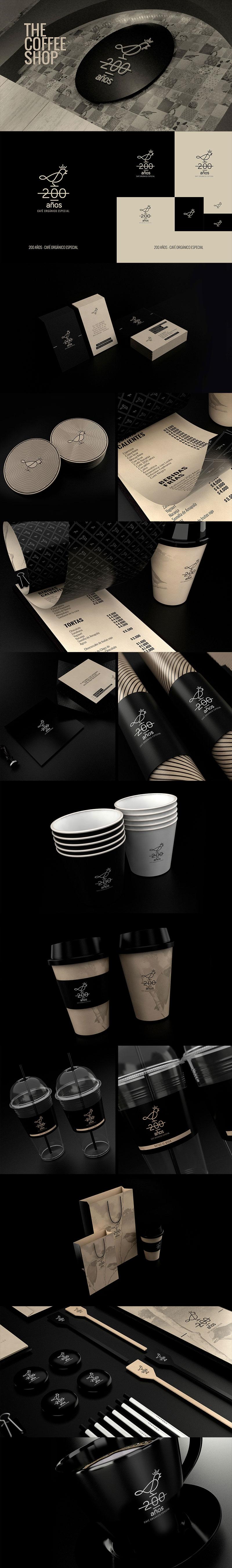 200 Years Coffee by David Espinosa IDS