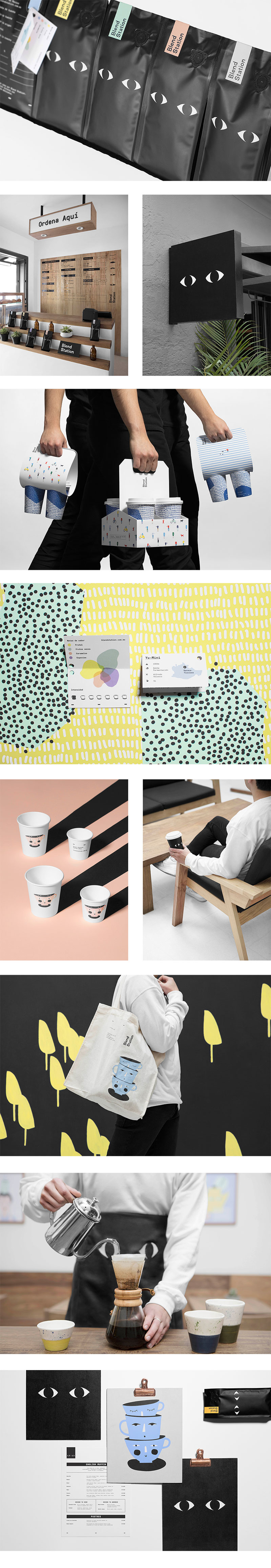 Blend Station by Futura