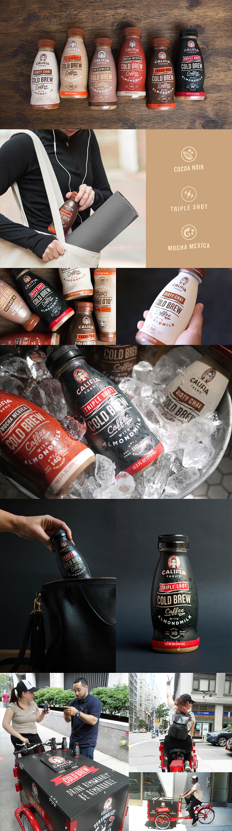 Califia Cold Brew Coffee by Farm Design