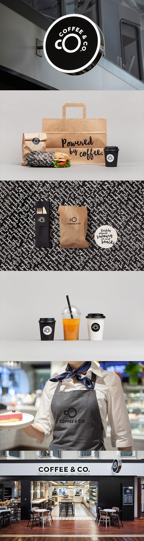 Coffee & Co. by BOND Creative Agency
