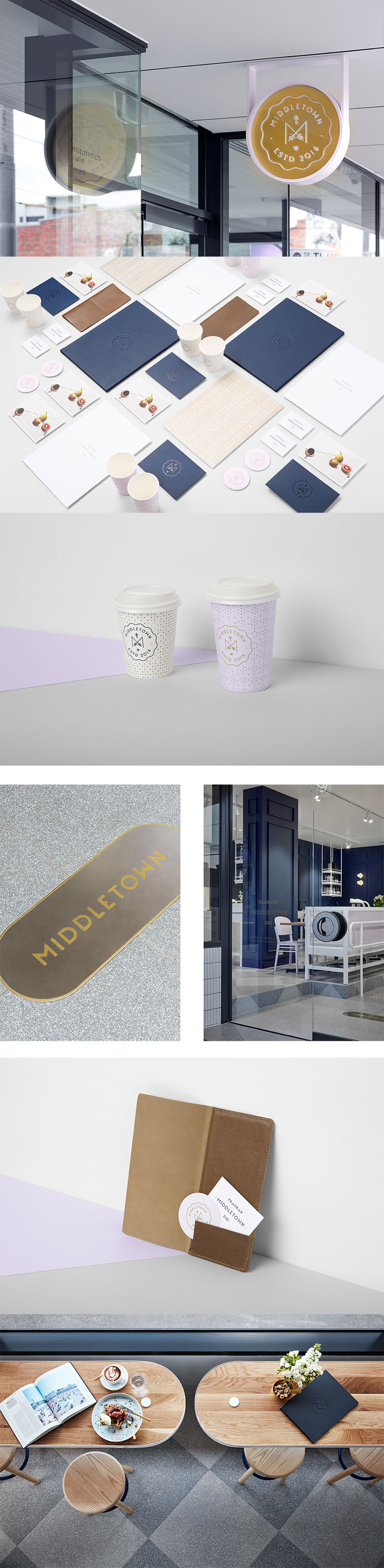Middletown Cafe by Pop & Pac