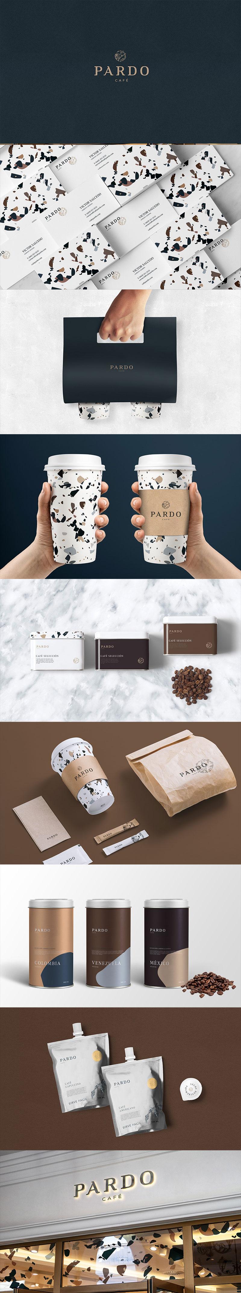 PARDO cafe by Salvador Munca