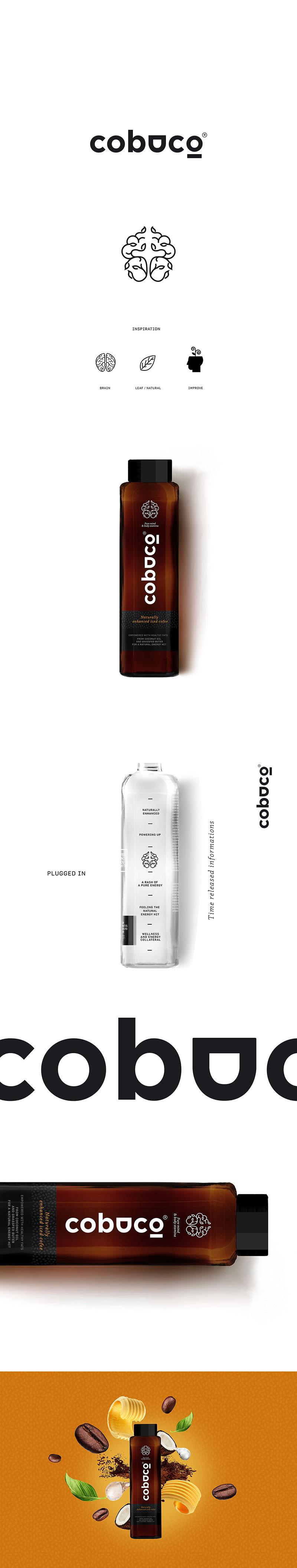 cobuco Iced Coffee by Brain&Bros DZ.