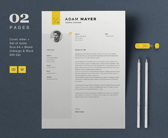 Resume Design by Astut
