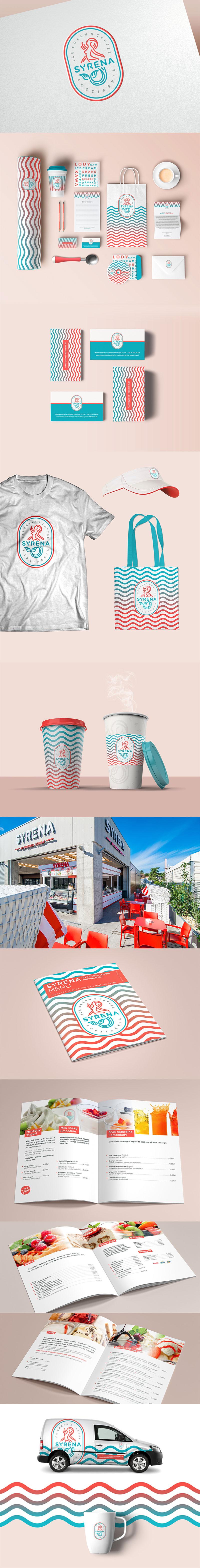 Envasado de helado - SYRENA Ice Cream de Agenza