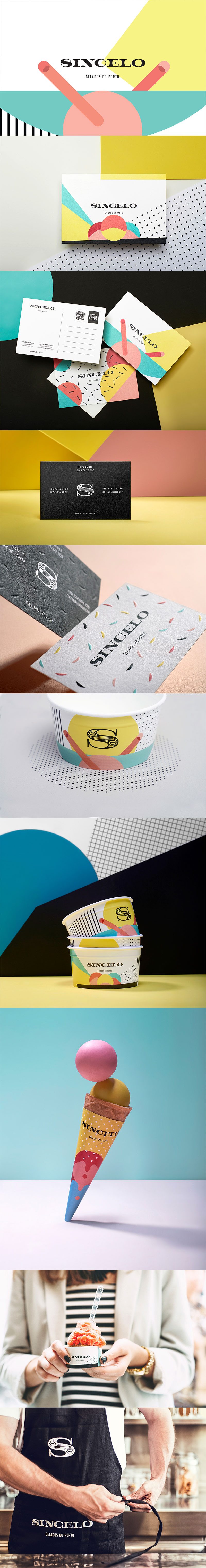 Ice Cream Packaging - Sincelo by This is Pacifica