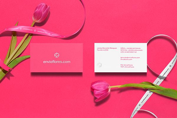 Ejemplos de marketing de impresión - EnviaFlores