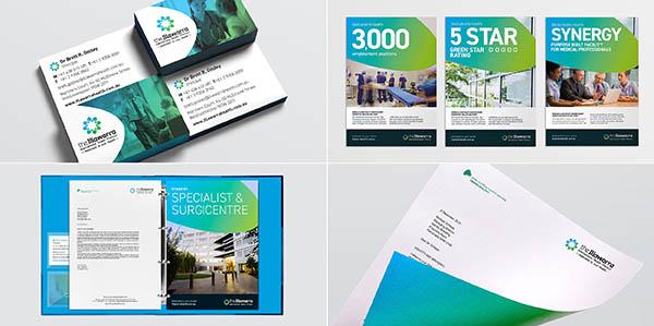 Ejemplos de marketing de impresión - Illawarra International Health Precinct