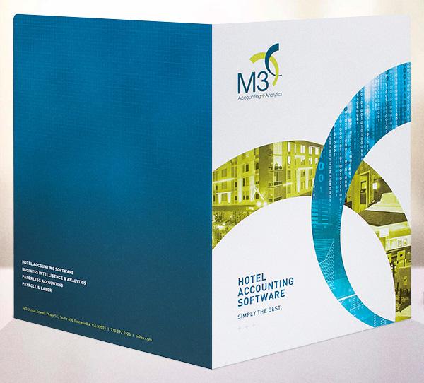 Print Marketing Examples - M3 Accounting & Analytics