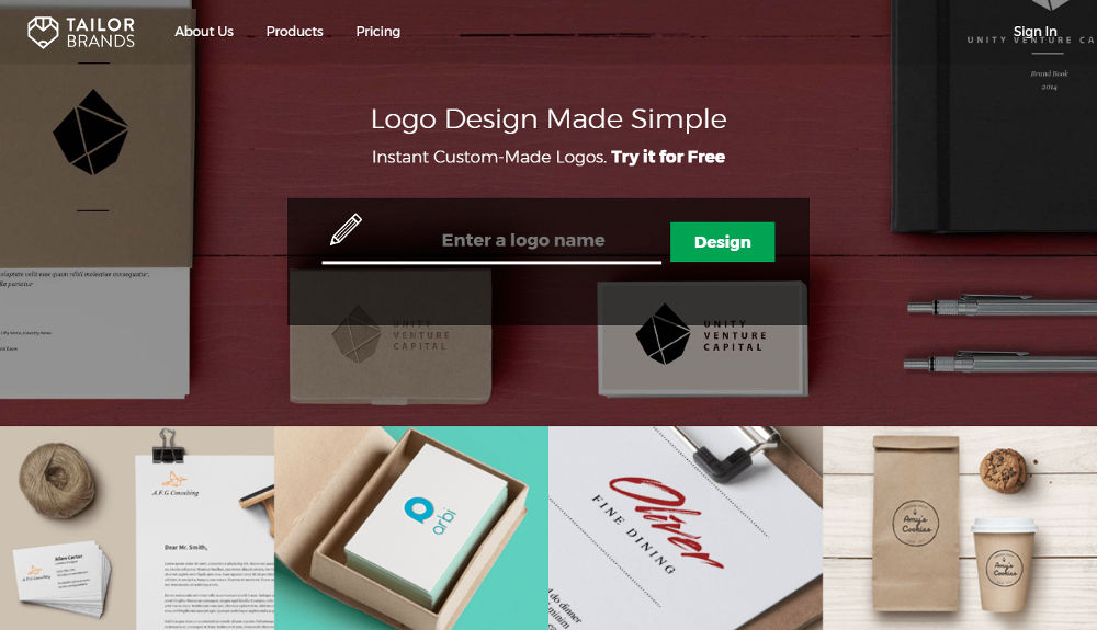 Design Strong Visual Brand Identity