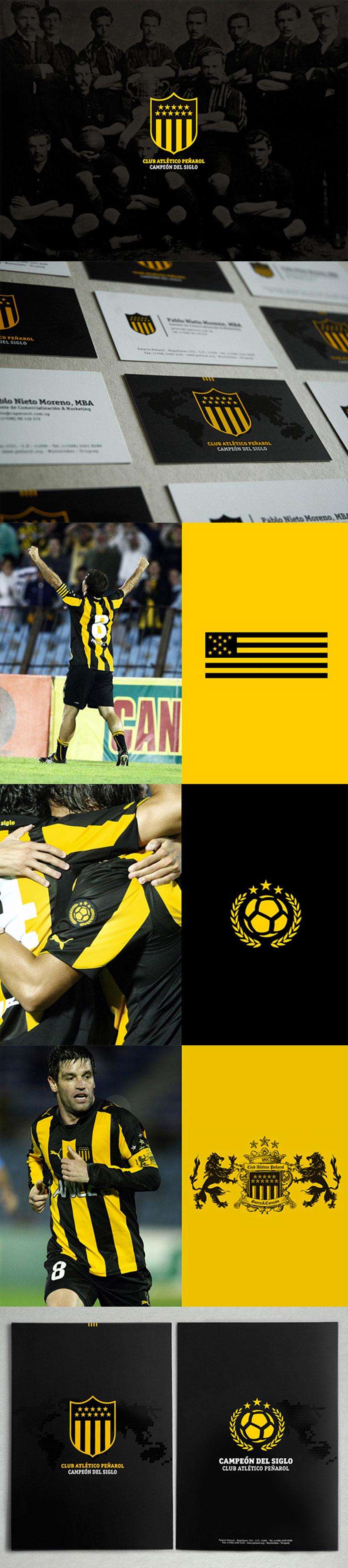 Branding Club Atlético Peñarol por Lic.  Fabián Bicco