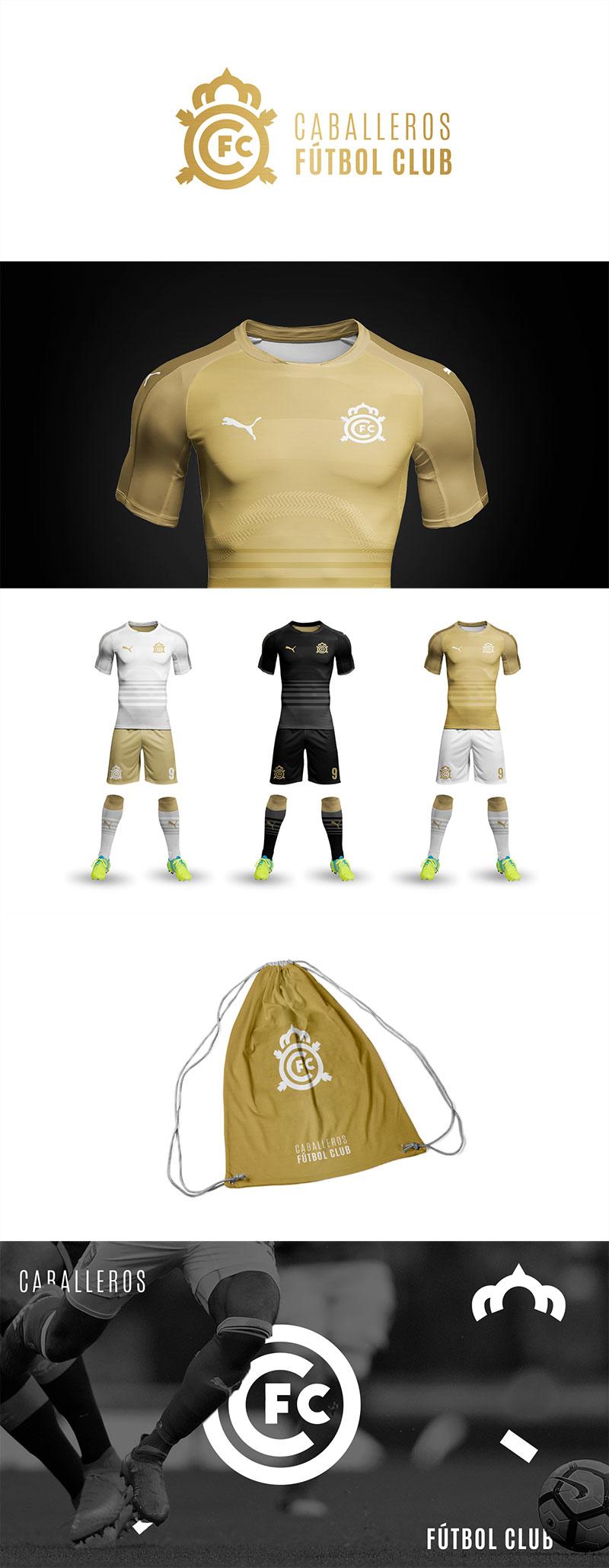 Caballeros Fútbol Club de Héctor Rodríguez