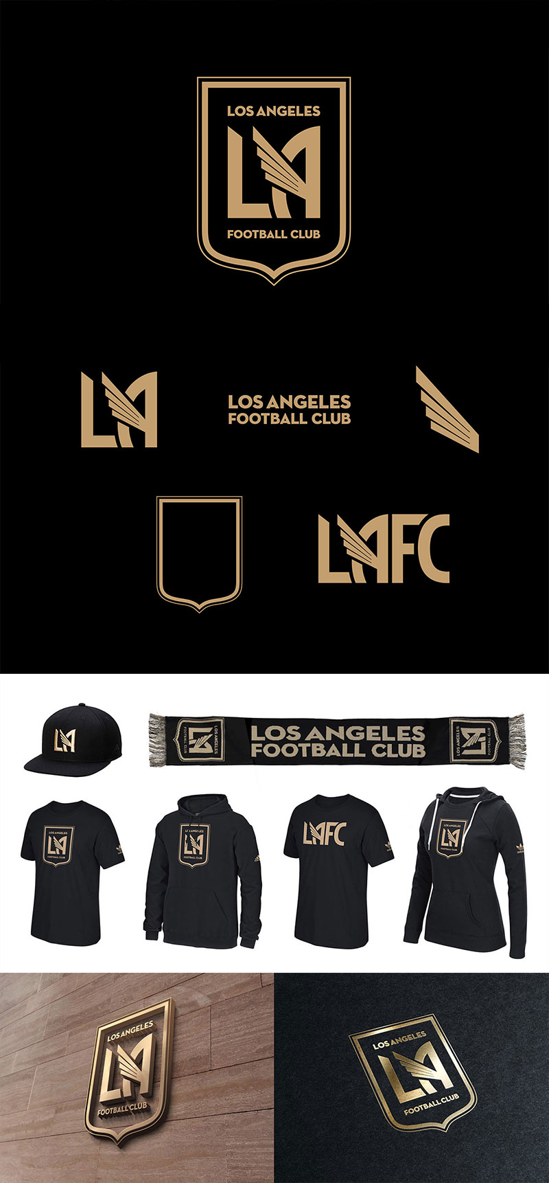 Los Angeles Football Club by Matthew Wolff