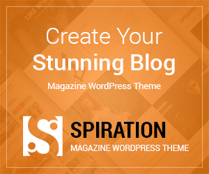 Spiration WordPress Theme