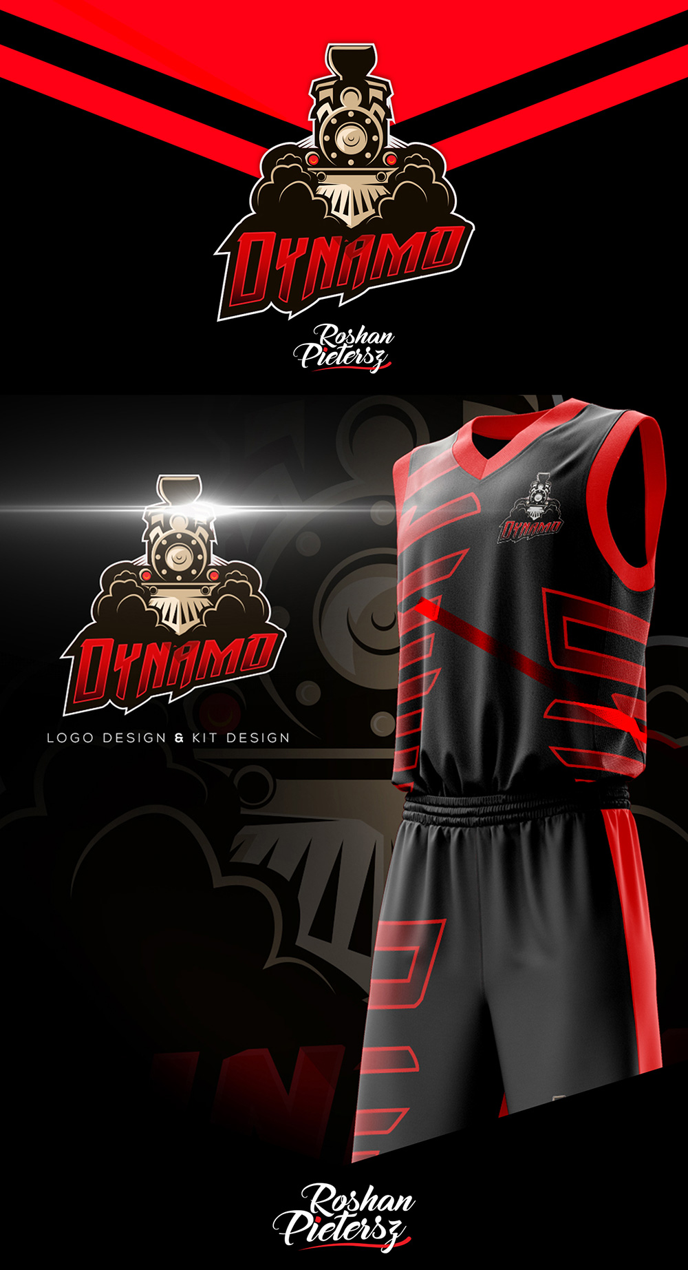30+ Awesome Basketball Team Logo and Identity Designs