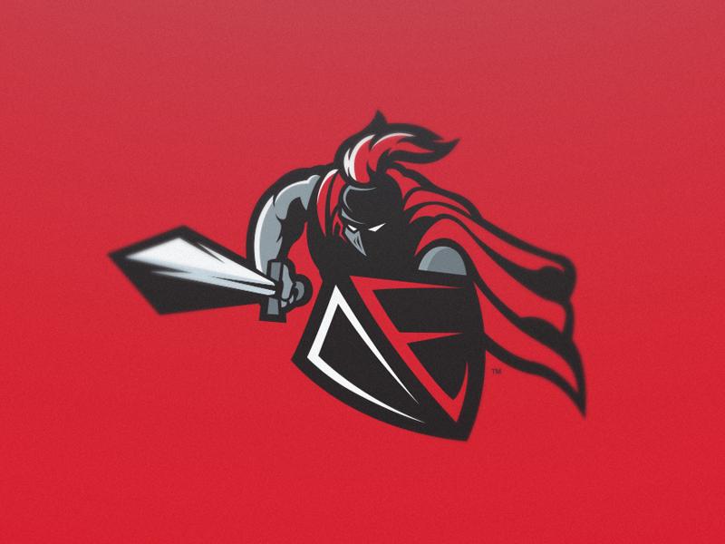 Logotipos de Equipos de eSports y gamers - Diseño de logotipo del equipo de eSports desafiante