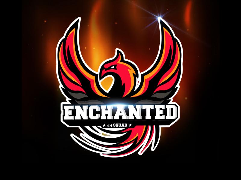 Diseño de logotipo de Enchanted eSport Team