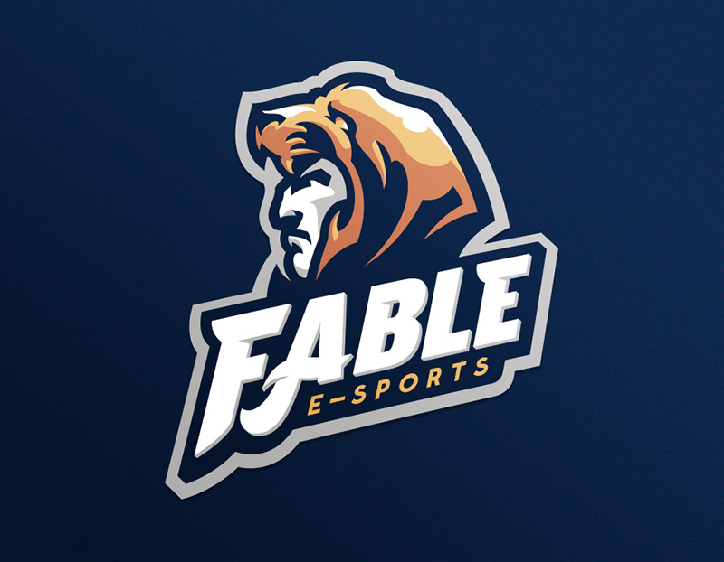 Fable eSport Team Logo Design