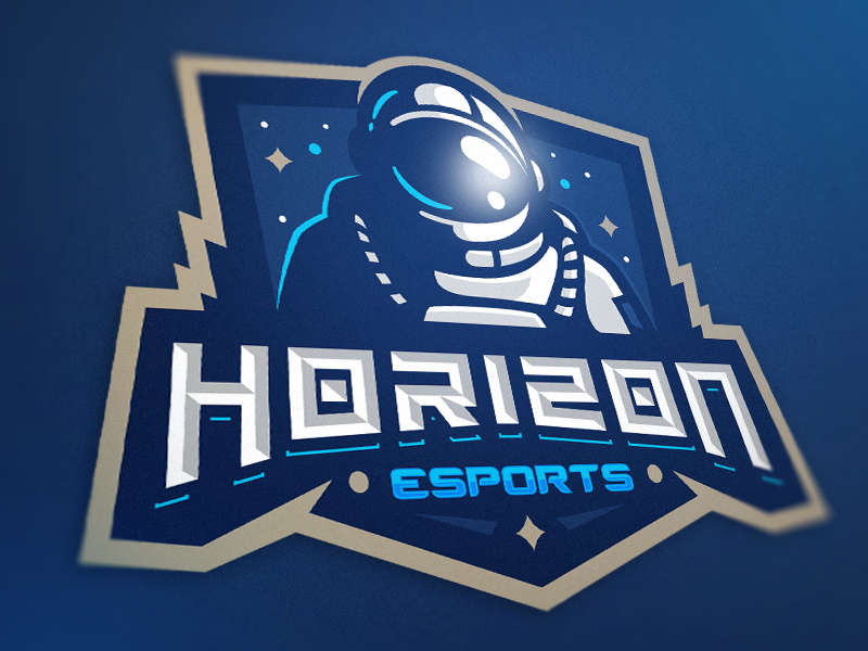 Diseño de logotipo de Horizon eSport Team