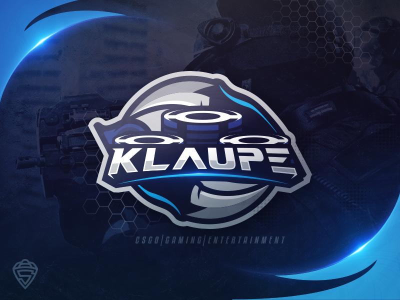 Klaupe - Logotipo de YouTube CS: GO
