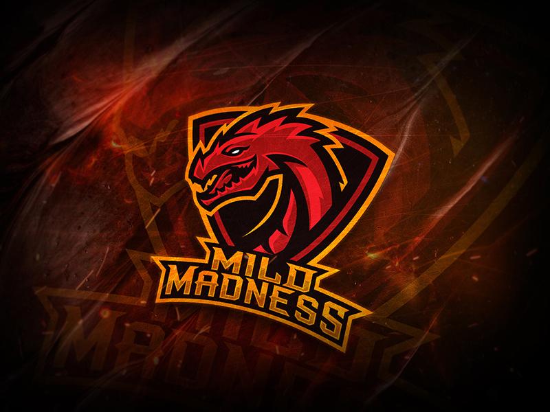 Diseño de logotipo del equipo Mild Madness eSport