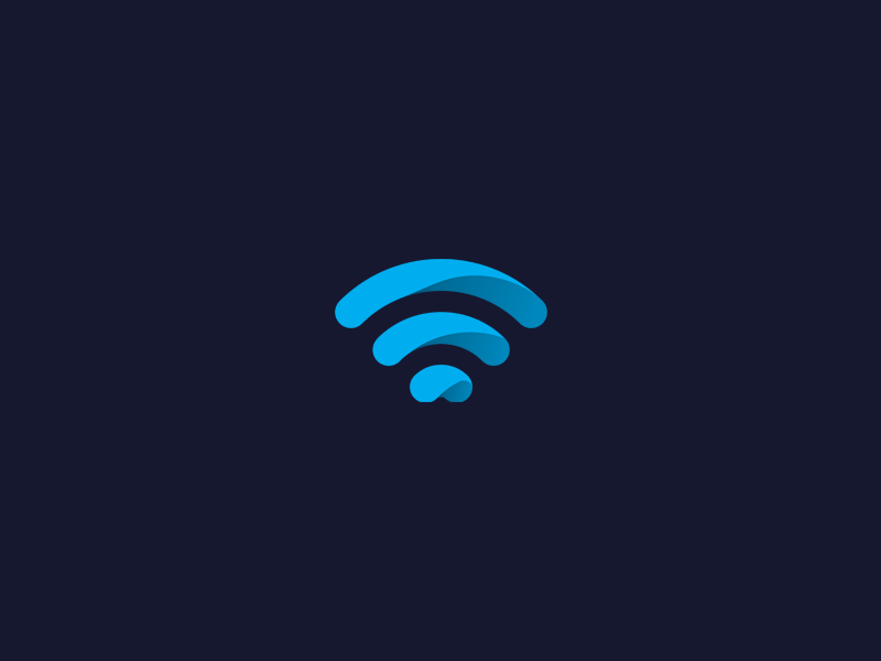 Mobisnet Technology Internet Logo by Jakub Zaranski