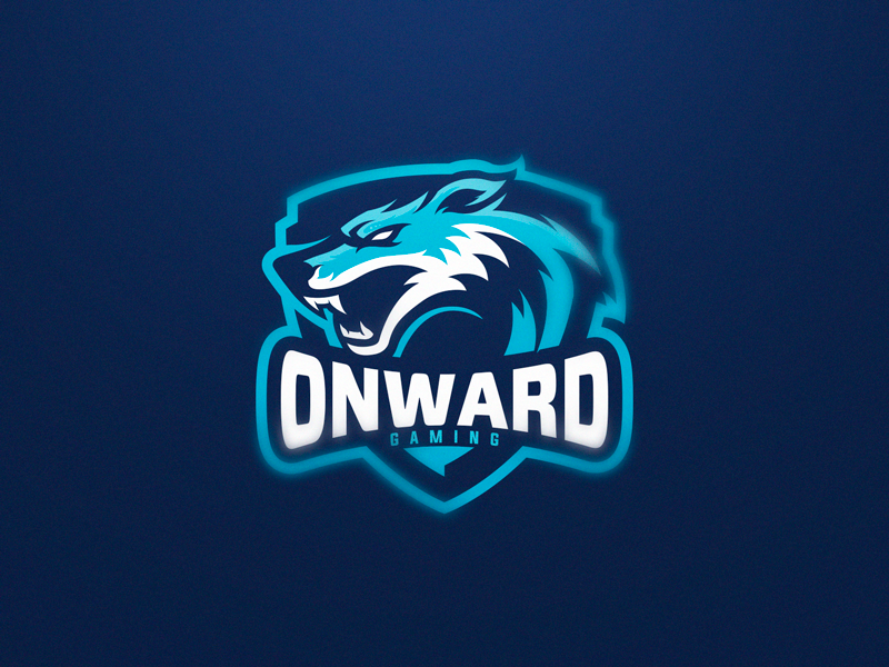 Onward Gaming eSport Team Logo Design