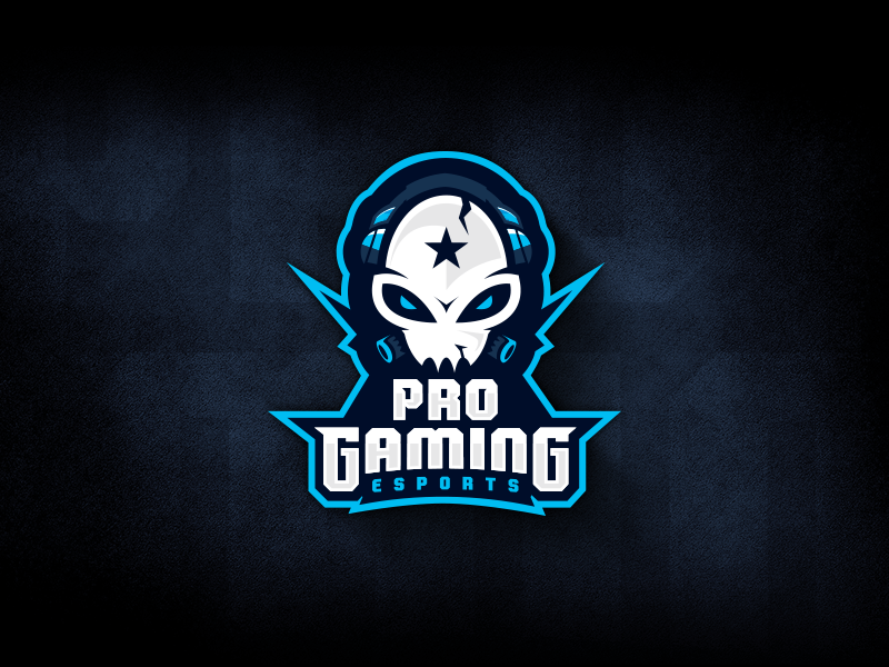 ProGaming eSport Team Logo Design