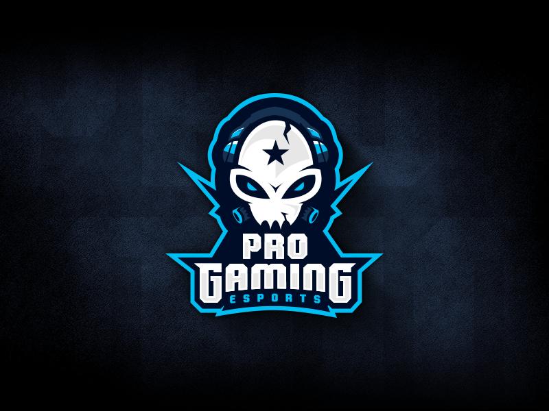 Diseño de logotipo de ProGaming eSport Team