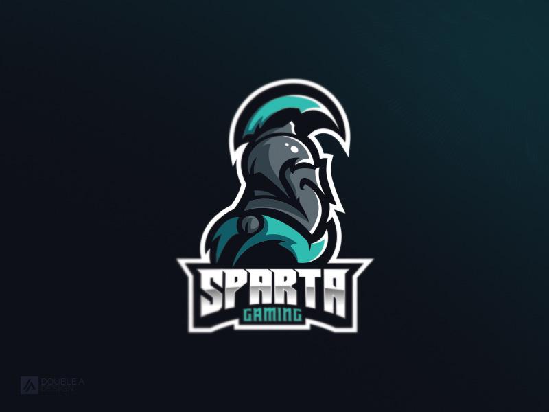 Diseño de logotipo de Sparta Gaming eSport Team
