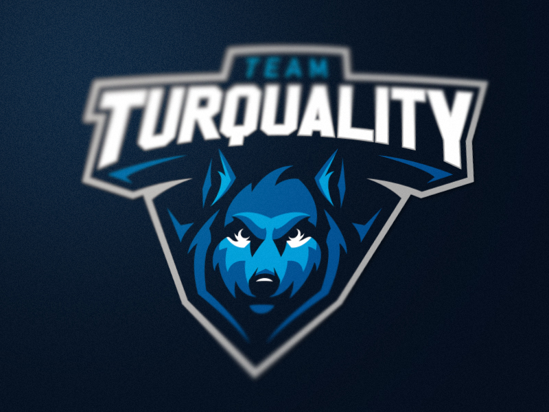 Team Turquality eSport Team Logo Design