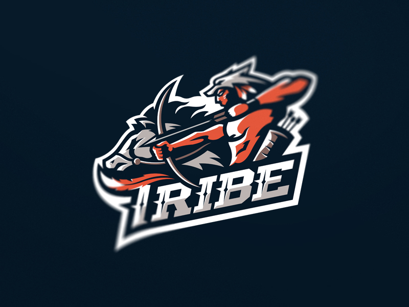 Tribe eSport Team Logo Design