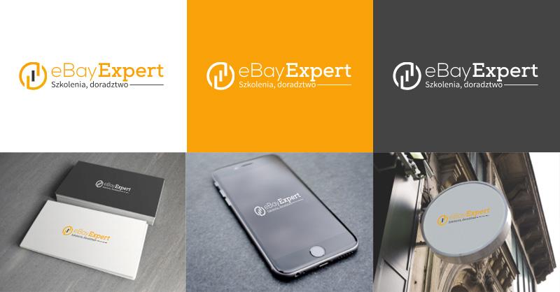 eBay Expert Technology Internet Logo by LogoAi.com