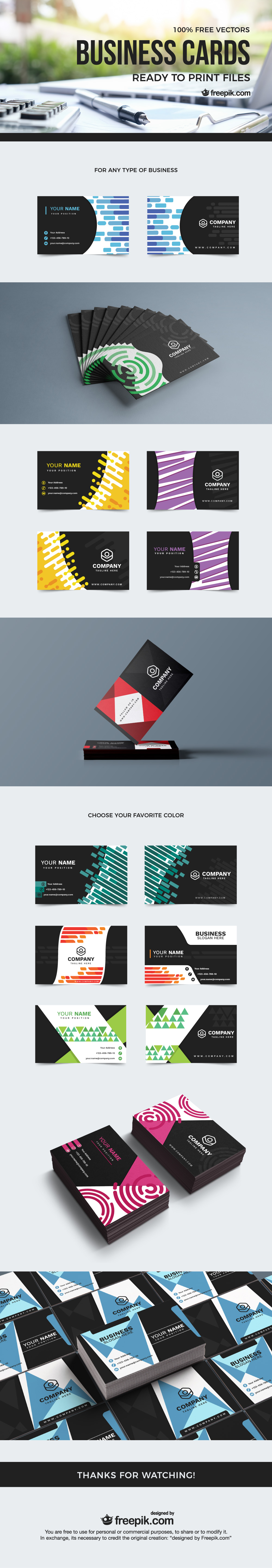Freebie 10 modern business card templates ai eps download you can download the zip file of the 10 free modern business card templates reheart Images