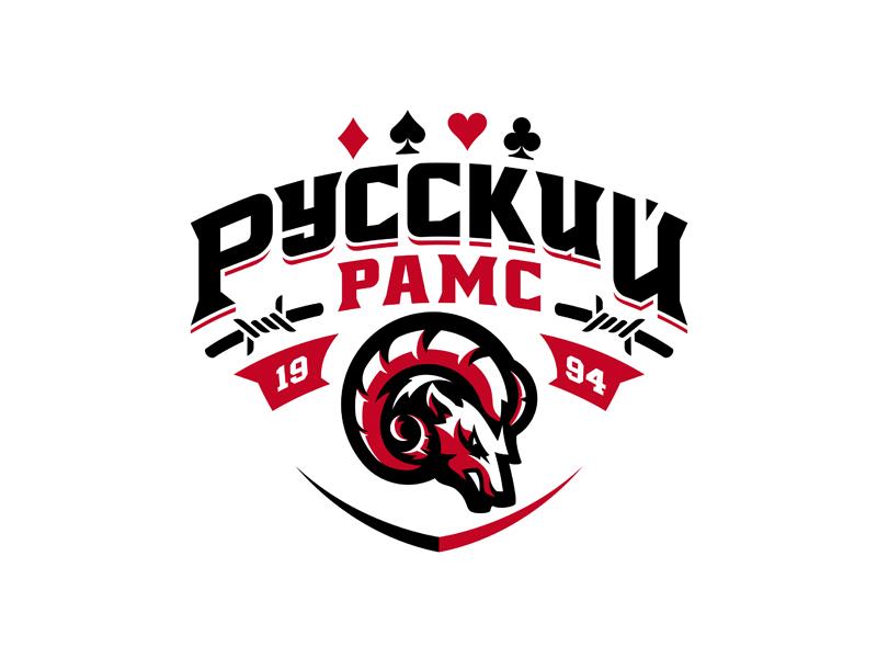 Diseño de logotipo de Ram eSport Team