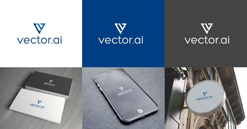 Vector.ai Technology Internet Logo by LogoAi.com