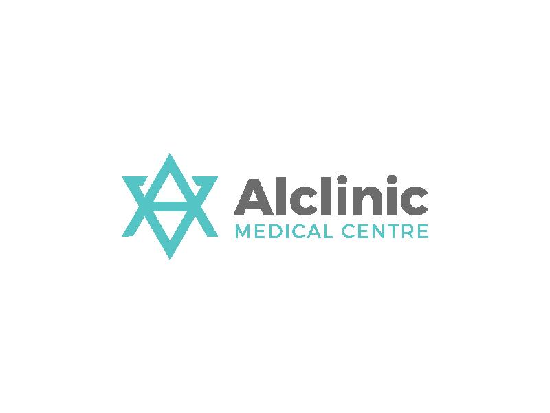 Logotipo Alclinic de Sandu Cosmin