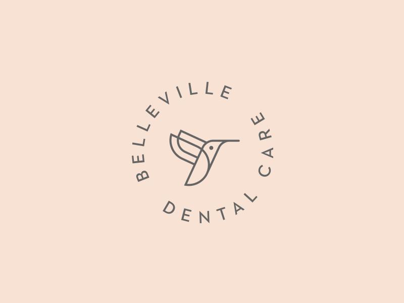 Belleville Dental Care Logo por altermade